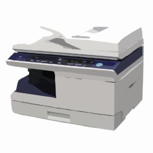 fotocopiatrice da ufficio